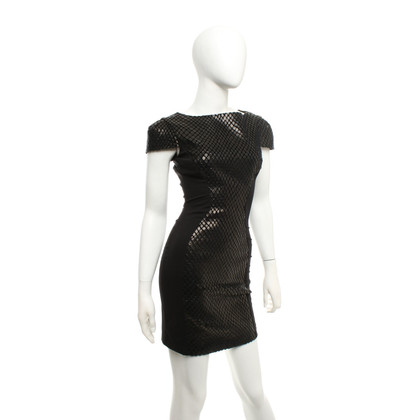 Elisabetta Franchi Dress with dandruff pattern