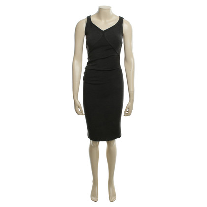 Gianni Versace Sheath dress in gray