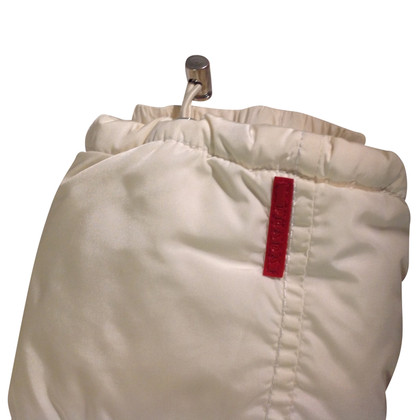 Prada Down jacket in cream