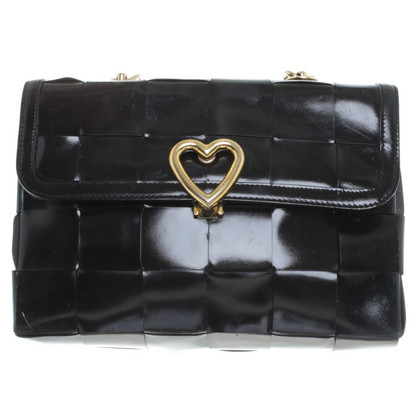 Moschino Patent leather handbag
