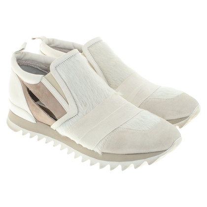 Dorothee Schumacher Fur lined sneakers