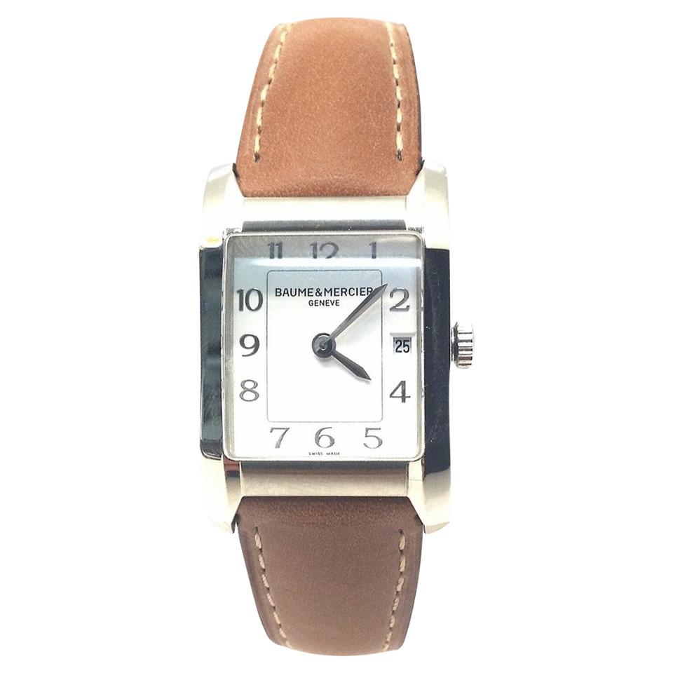 "Baume & Mercier Clock ""Hampton Lady"""
