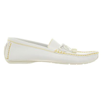 Louis Vuitton Slipper in Weiß