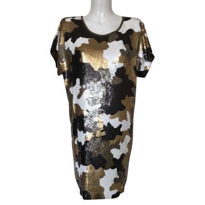 Michael Kors Midi dress with sequins