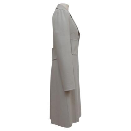 Christian Dior Cashmere coat in grey