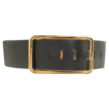 3.1 Phillip Lim Waist belt in black