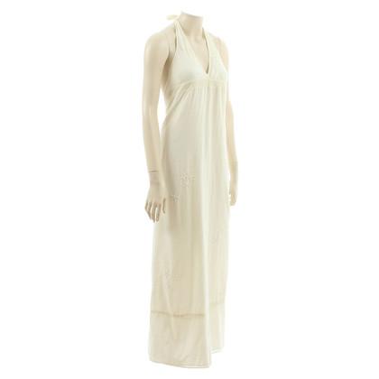 Bash Neckholder vestito in crema