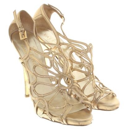 Valentino Golden sandals