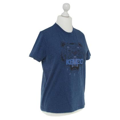 Kenzo T-shirt in blue