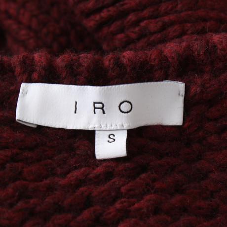 in Pullover in Bordeaux Bordeaux Iro Iro Bordeaux Bordeaux in Pullover Iro Bordeaux Pullover IqtTWwwpZx