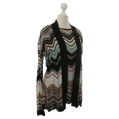Missoni two-piece (top and Cardigan)
