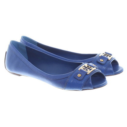 Tory Burch Ballerinas with application