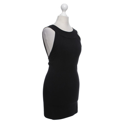 Yves Saint Laurent Top en noir