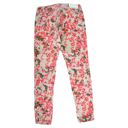 DKNY trousers with pattern