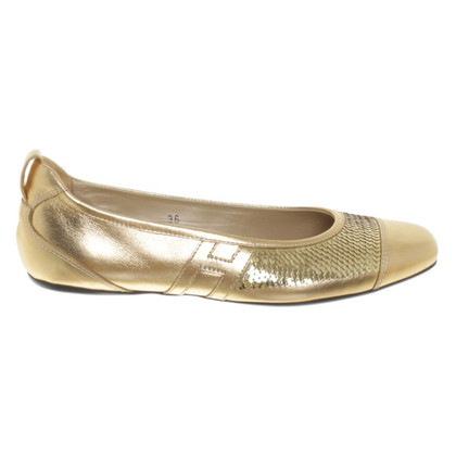 Hogan Ballerinas with sequins