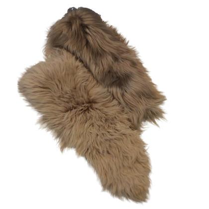 Marni Fur glove