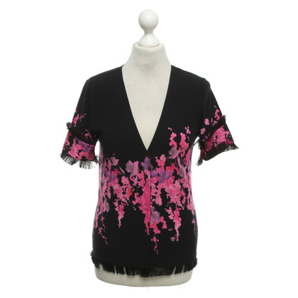 Blumarine Blouse shirt with a floral pattern