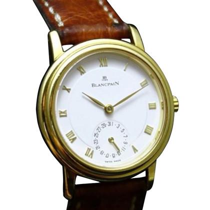 "Blancpain ""Villeret Automatic Date 18K Gold"""