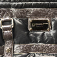 Marc by Marc Jacobs nylon and leather bag