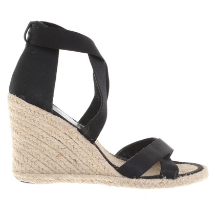 Ralph Lauren sandali con zeppa