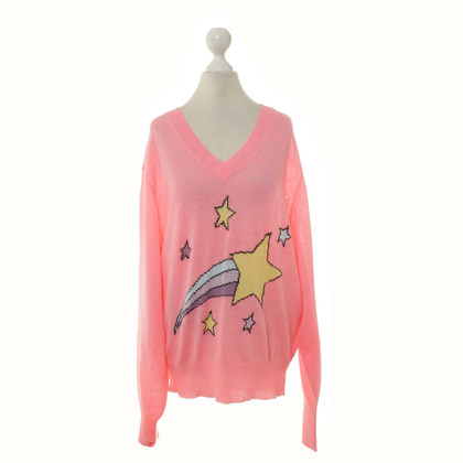 Wildfox Pullover in Neonpink