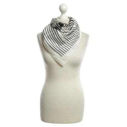 Hermès silk carré scarf ,, Au Galop ''