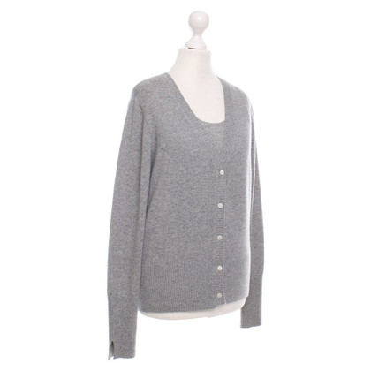 Allude Cardigan Top Cashmere
