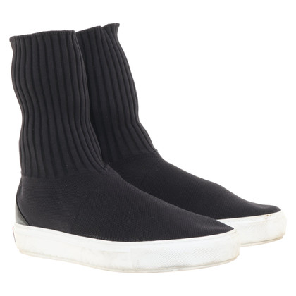 P.A.R.O.S.H. Ankle boots in black