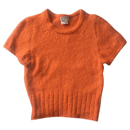 Dries van Noten Top mohair / nylon