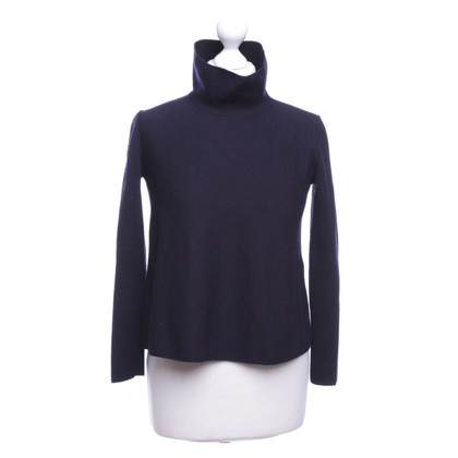 Cos Sweater in donkerblauw