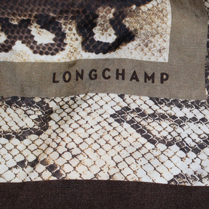 Longchamp Cloth with pattern