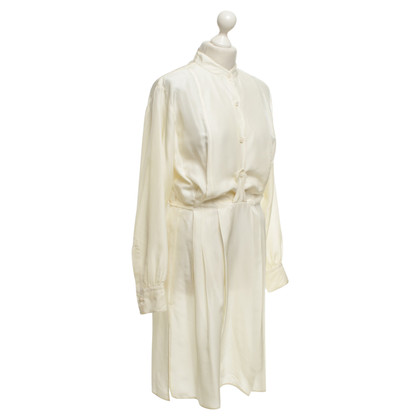 Prada Silk dress in cream