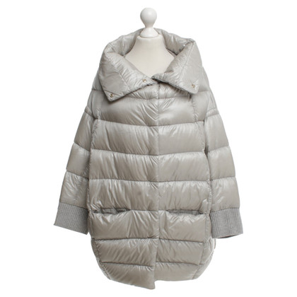Herno Quilted down jacket in beige