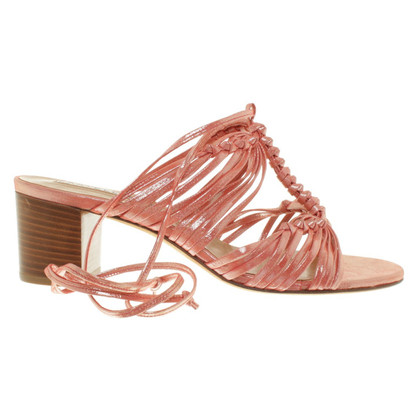 Fratelli Rossetti Sandals in Pink