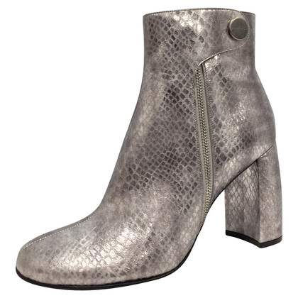 Stella McCartney Silver ankle boots 40