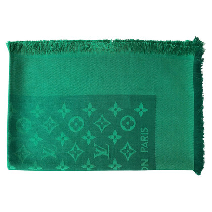 Louis Vuitton Monogram doek in groen