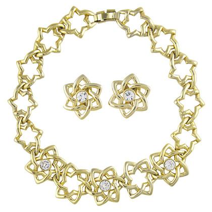 Pierre Balmain Star Set collana e orecchini