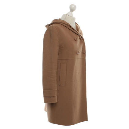 Max Mara Coat in ocher