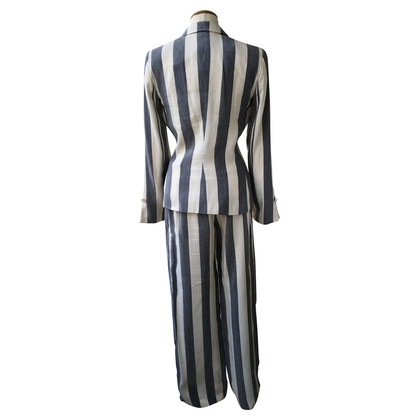 Armani Collezioni Suit with stripes