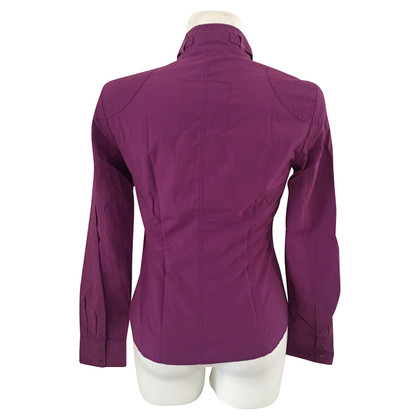 Laurèl purple jacket