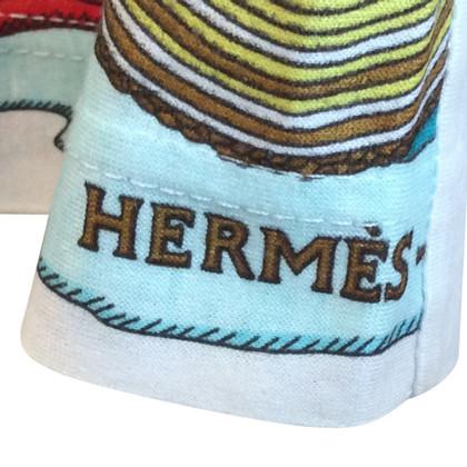 Hermès Kleurrijk overhemd