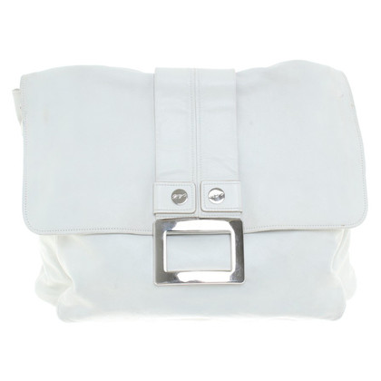Roger Vivier Shoppers in white