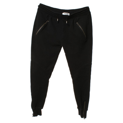 Anine Bing Sweatpants in Schwarz