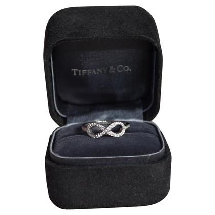 "Tiffany & Co. ""Infinity Ring"" with diamonds"