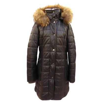 Other Designer Milestone - leather jacket with lining