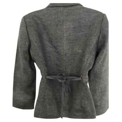 All Saints giacca di lino