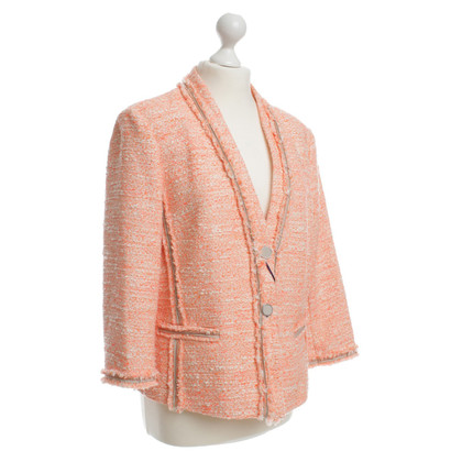 Laurèl Blazer in Orange
