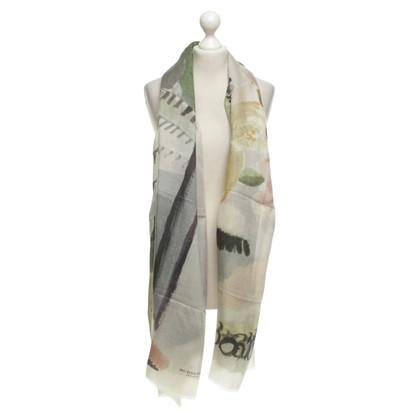 Burberry Prorsum Grote sjaal met print