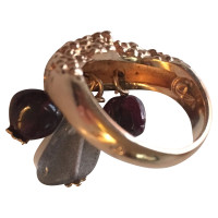 Christian Lacroix Christian Lacroix Gold Plated Ring