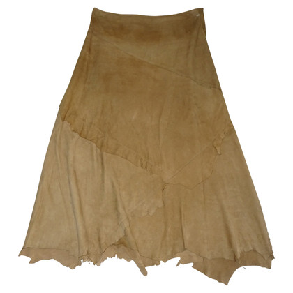 Dolce & Gabbana Suede skirt